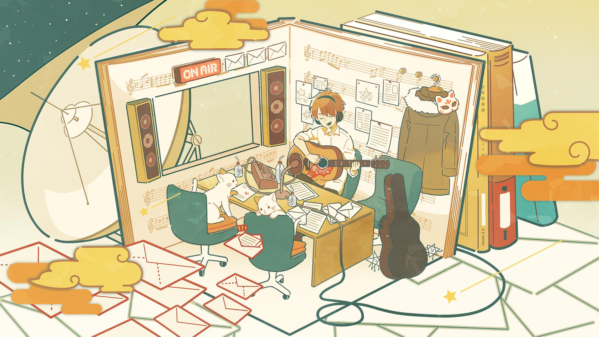 伊東歌詞太郎の僕だけのロックスター☆ラジオ